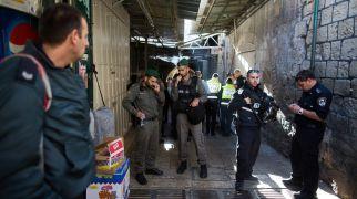 """שו""""ת למרות הפיגועים, לא מסוכן לבקר בירושלים"""