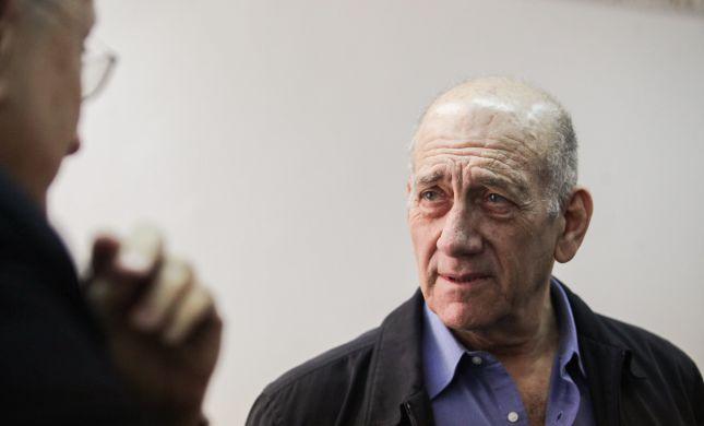 השופט נזף בפרקליטות: למה עונש חופף לאולמרט