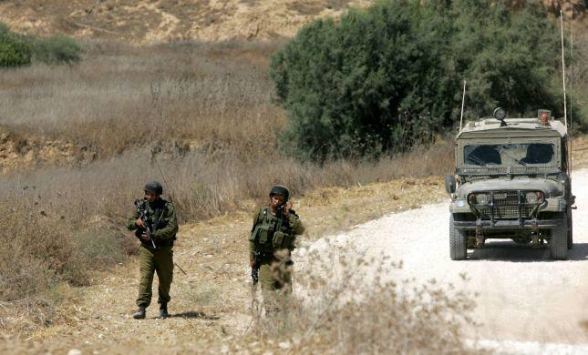 מחבלים ירו לעבר חיילים סמוך לגלבוע - וחוסלו