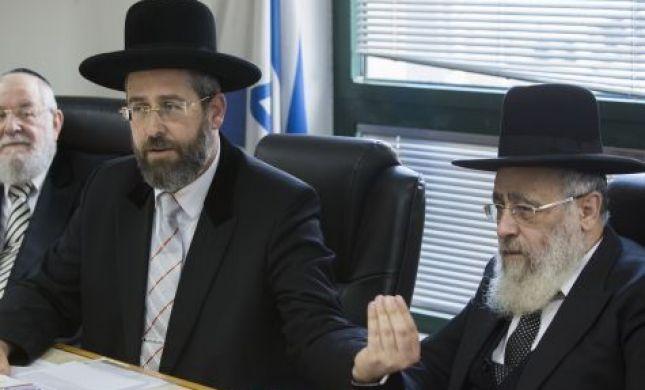 הצבא התקפל: הרבנים הראשיים קיבלו הזמנות