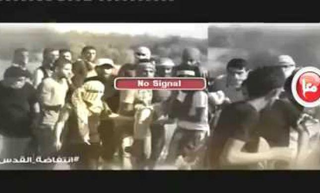 לא אולפן שישי: החמאס השתלט על שידורי ערוץ 2