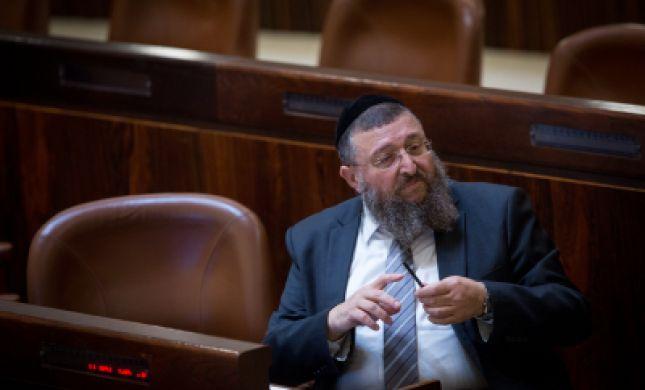 """ומי יעיד נגד מפלגת ש""""ס? חבר הכנסת מש""""ס"""