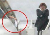 חוטף המטוס המצרי נעצר; נפגש עם גרושתו