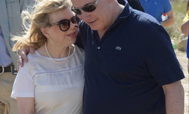 תגידו מזל טוב: הזוג נתניהו חוגג 'חתונת כסף'