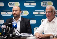 """אורי אריאל על השיחות עם הבית היהודי: """"בזבוז זמן"""""""