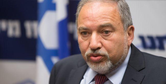 """ליברמן הוציא מחוץ לחוק ארגון """"הומניטארי"""""""
