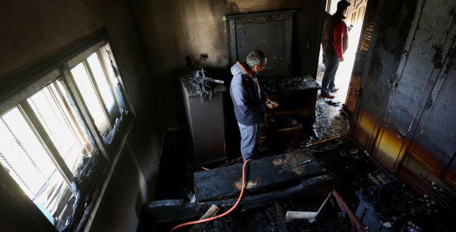 המשטרה פענחה: הצתת הבית בכפר דומא - עלילה
