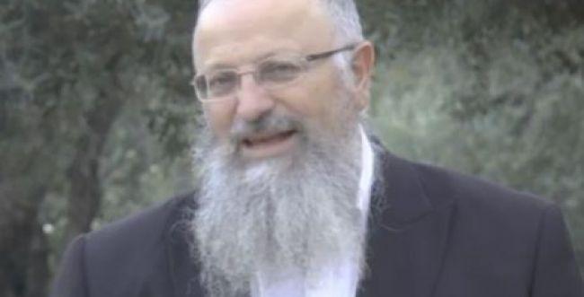 מיוחד: הרב שמואל אליהו בסרטון לגולשי 'סרוגים'