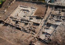 מחתה מימי המשנה נחשפה בחפירה במגדל