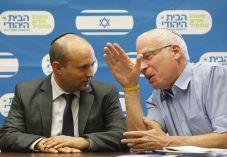 שנה לבחירות: הסוף לאחדות בבית היהודי?