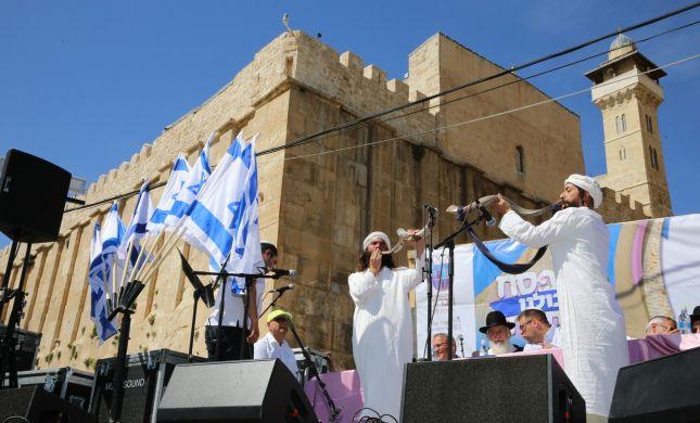 בחברון נפתחה שנת היובל לשחרור יהודה ושומרון