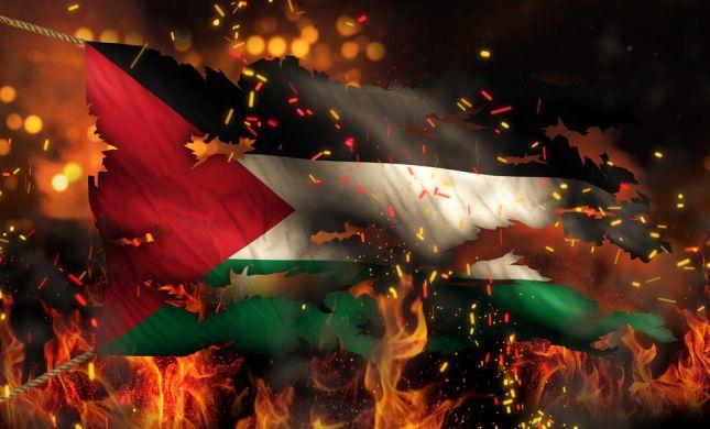 הרב אבינר: לפי החוק, מותר לשרוף דגל פלסטין