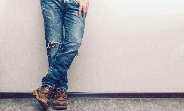 """""""הגרי""""ד סולוביצ'יק לא לבש ג'ינס!"""""""