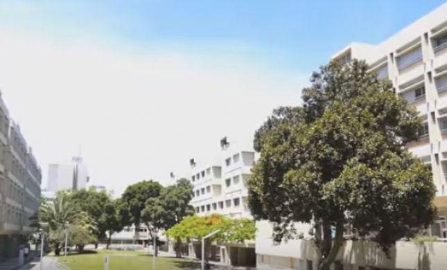 אחרי בר אילן: סערה גם באוניברסיטת תל אביב
