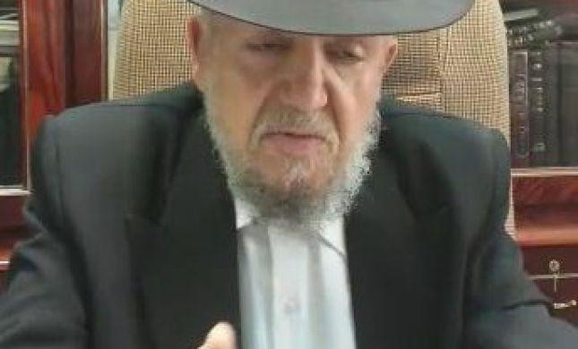 מה דעתו של הרב מאיר מזוז על יום הזכרון? צפו