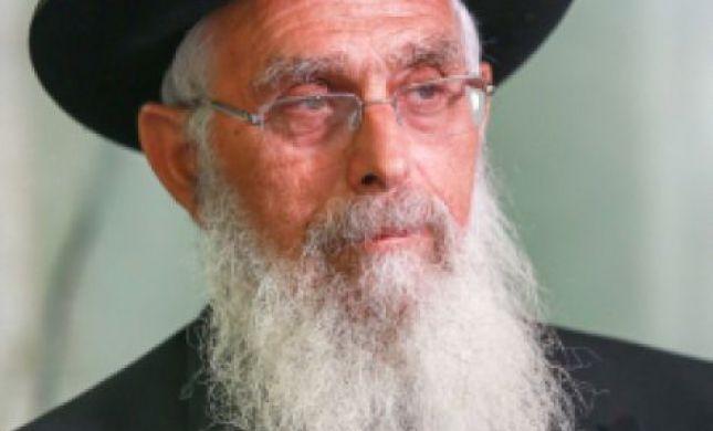 הרב אריאל מזהיר: מדובר 'במאכל' בשרי לא פרווה