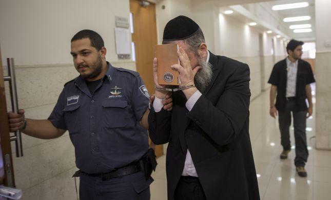 הרב מואשם כי אנס במשך שנים את בנות משפחתו