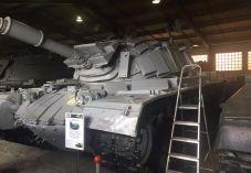 פוטין אישר: הטנק שנפל בשבי יחזור לישראל