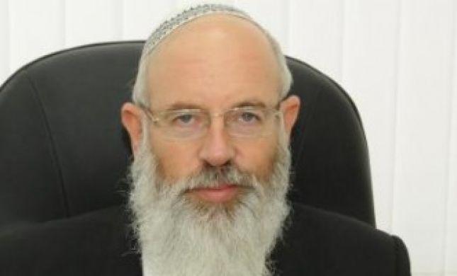 הרב איגרא מונה לדיין בבית הדין הרבני הגדול