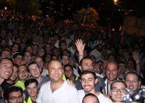 הלילה זה חוזר: צעדת יום ירושלים עם נפתלי בנט