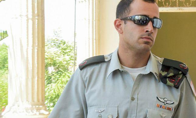 """""""זבל בוגד"""": מתקפה על המ""""פ שהעיד נגד אזריה"""