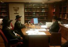 הרב יוסף לרב הדנה: 'אתה חלק מהיהדות החרדית'