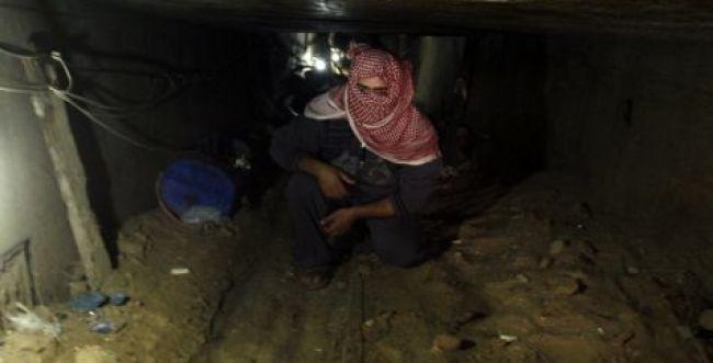 הלם בחמאס: בכיר במערך המנהרות מסר את מחשבו לידי ישראל