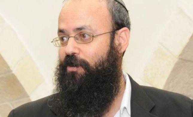 הרב הורוביץ סבור: זה המיזם שיחזיר את הבטחון