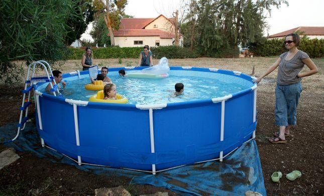 הרבנות: אשה שלא רוצה בלנית - שתטבול בבריכת שחייה