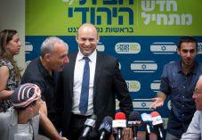 הבית היהודי מוחקת את ספר הבוחרים ויוצאת למפקד חדש