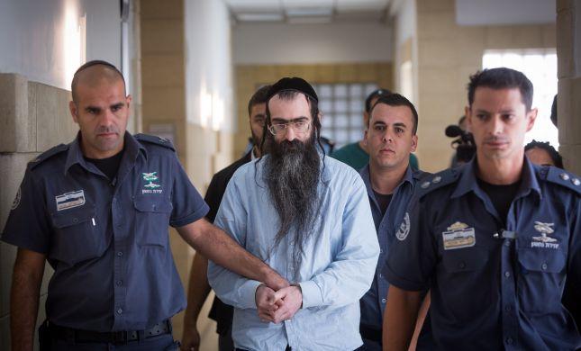 גזר הדין של הרוצח החרדי: לא יראה אור יום