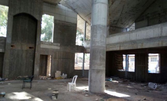 11 שנים להתנתקות: בתי הכנסת עדיין לא נבנו