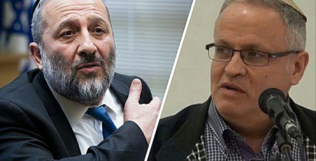 """ש""""ס מימשה את האיום במאבק נגד מינוי רמי סדן"""