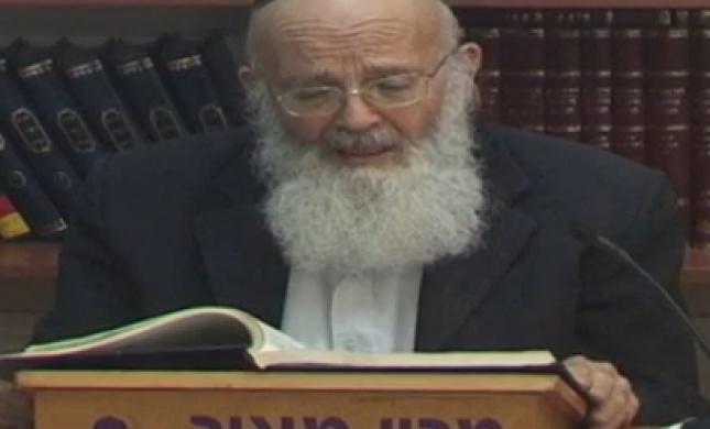 """ברוך דיין האמת: בשבת נפטר הרב חנוך בן פזי ז""""ל"""