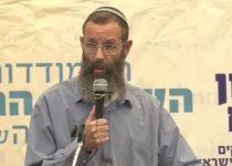 הרב יגאל מחזק את אמסלם: מנע פונדקאות להומואים