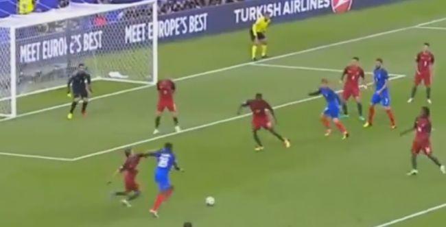 המשחק בין פורטוגל לצרפת ישוחק מחדש?