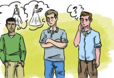 הנטיות ההפוכות לפי הציונות הדתית
