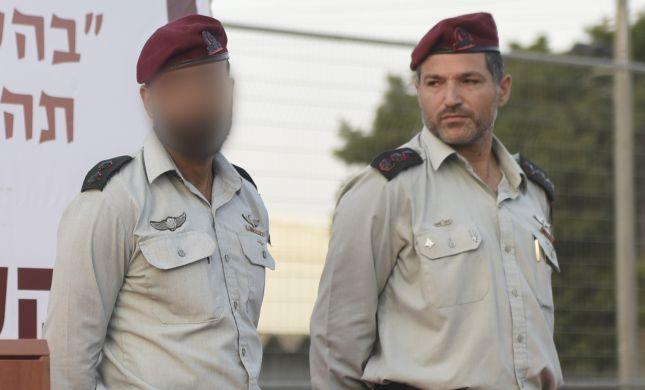 כבוד למגזר: מפקד מגלן החדש סגן אלוף א'