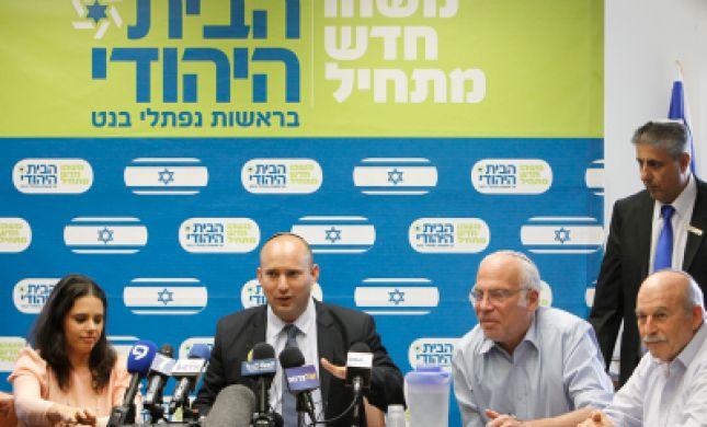 חברי הבית היהודי משיבים מלחמה: 'בורות מפחידה'