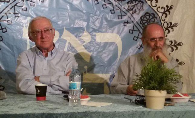 הרב שרקי ופרופ' כשר: האם אלאור עזריה צדק?