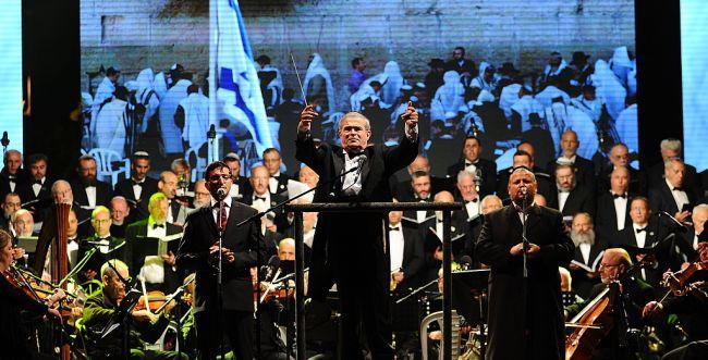 הקונצרט שהפך למסורת 'מעל פסגת הר הזיתים'