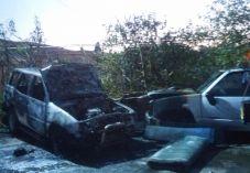 שלושה קטינים הודו בשריפת מכוניות בכפר ערבי