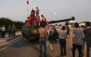 ניסיון הפיכה כושל בטורקיה – 265 הרוגים