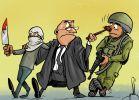 ויראלי קריקטורה: התביעה חוקרת את אלאור אזריה