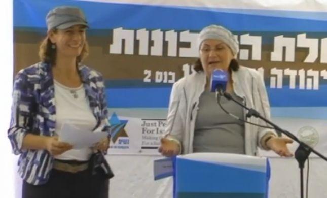 """נדיה מטר ויהודית קצובר: """"הרב דוד יוסף ניזון ממידע שקרי"""""""