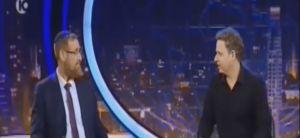טלויזיה וקולנוע צפו: יהודה גליק לא נשאר חייב ב'גב האומה'