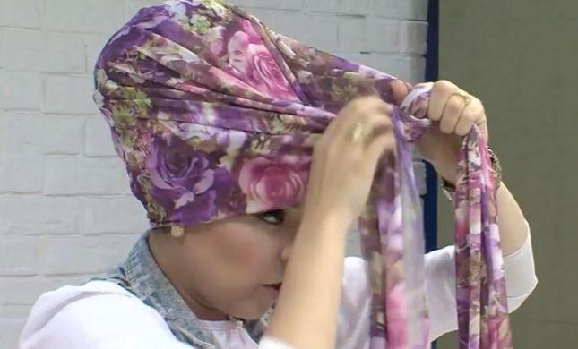 צפו: ליאת קטיפה מלמדת איך לקשור מטפחת לונג