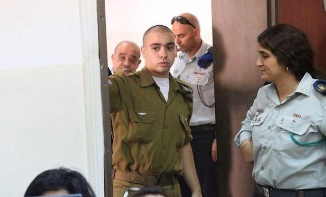 'הוא גנב': דרמה במשפטו של החייל אלאור אזריה