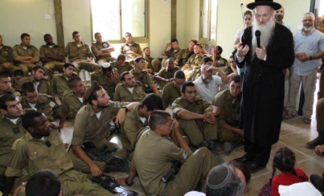 התגובה ל'צו 1': 'מלשינון' נגד כניסת גורמים דתיים לצבא