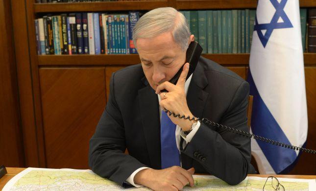 ראש הממשלה התקשר למשפחת אהוביה סנדק